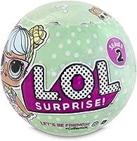 L.O.L. Surprise! Serie 2 Sfera con Mini Doll a Sorpresa, 7 Livelli, Modelli Assortiti, 1 Pezzo