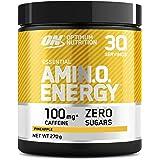 Optimum Nutrition Amino Energy Pre Workout en Polvo, Bebida Energética con Beta Alanina, Vitamina C, Cafeína, Aminoacidos Inc