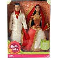 Barbie & Ken in India, Color May Vary