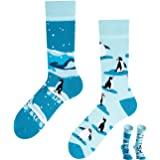 TODO COLOURS Casual Mix & Match Calcetines – The Penguins – Multicolor Calcetines coloridos