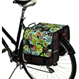 BikyBag Classic L - Dubbele fietstas voor dames mode fietsfiets dames - heren