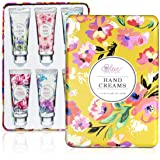 Hand Cream Gift Set, Gifts for Women, Hand Cream Set Enriched with Shea Butter and Glycerin for Dry Hands, Pack of 6 Hand Lot