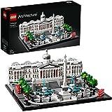 LEGO 21045 Architecture Trafalgar Square Modelbouwpakket met Londen National Gallery, London Cadeaus voor Kinderen en Volwass