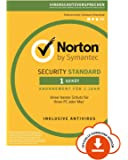 Norton Security Standard 2019 1 Gerät 1 Jahr Windows/Mac/Android/iOS Download