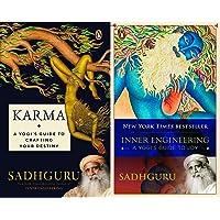 Karma + Inner Engineering (Set of 2 Books)