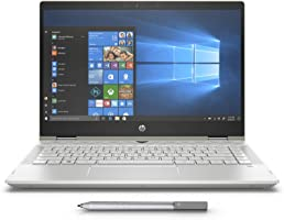 HP Pavilion x360 14-cd1006ne, 2 in 1 Laptop, Intel Core i5-8265U, 14 Inch, 1TB HDD + 128GB SSD, 8GB RAM, Intel UHD...