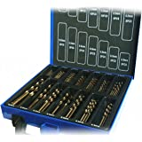 99pc-Cobalt-Bohrer Bit Set (CO/Inox) HSS Metall–Für Edelstahl