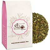 The Indian Chai – PCOS Relief Herbal Tea 100g, Helps Cure Acne, Facial Hair Growth, Scalp Hair Loss Related to Hormonal…