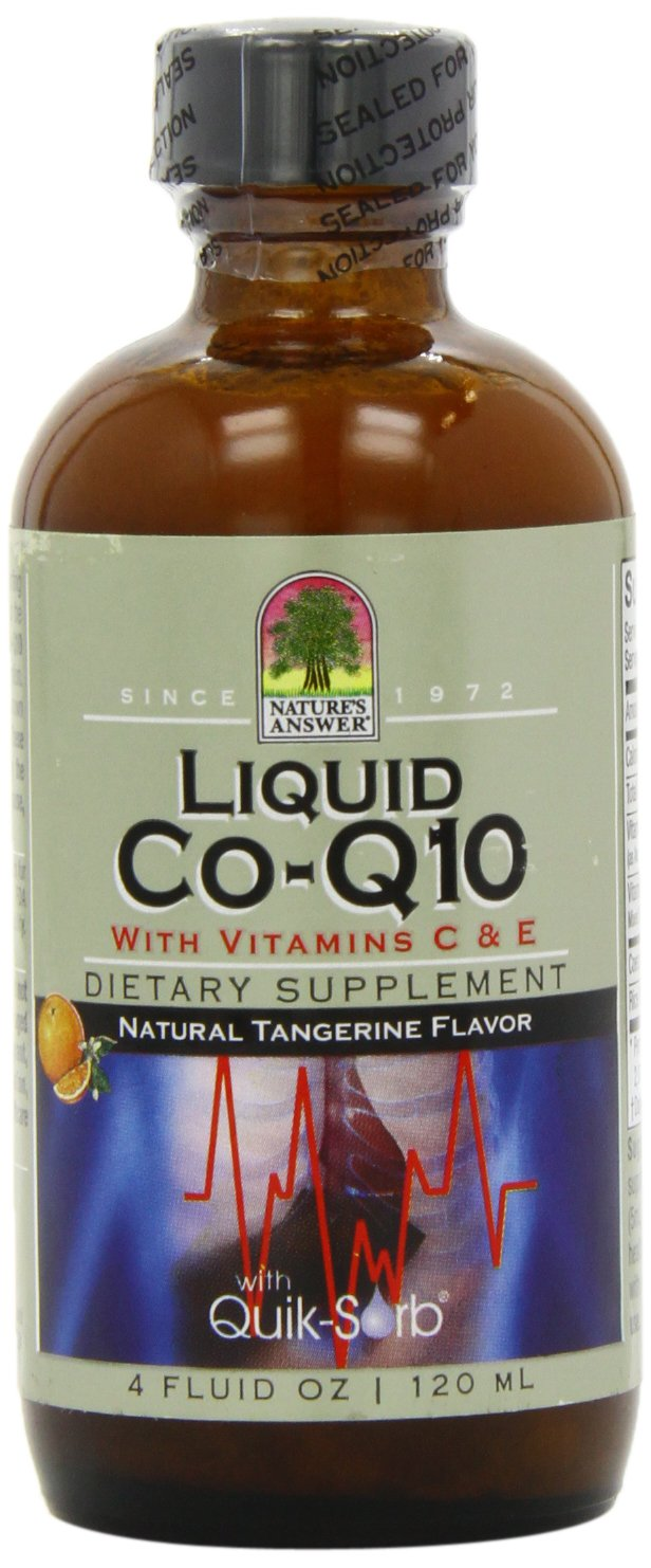 Natures Answer CO-Q10 Liquid 120ml