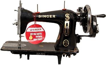 Stitching machine buy stitching sewing machine online at best reena singer magna sewing machine topblack fandeluxe Gallery
