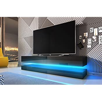 aviator meuble tv suspendu table basse tv banc tv de. Black Bedroom Furniture Sets. Home Design Ideas