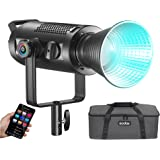 Godox SZ150R RGB COB-videolamp 150 W full-color LED-licht, CRI 97 en TLCI96, ruisarme warmteafvoer, 13 Fx-effecten, meerdere