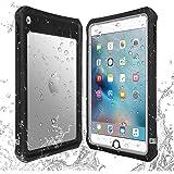 Funda Impermeable para iPad Mini 4/iPad Mini 5, AICase de Alta sensibilidad táctil ID IP68 360 Grados a Prueba de Golpes con