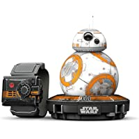 Sphero Star Wars BB8 App Controlled Robot with Star Wars Force Band, Multi Color