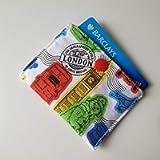 Handmade Paddington Bear Card Wallet   Card Case   Card Holder   Handmade by Sew This Sew That  