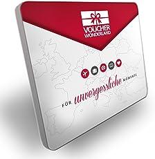voucherwonderland Geschenk-Gutschein   100 Hotels, 13 Länder   2 Übernachtungen 2 Personen