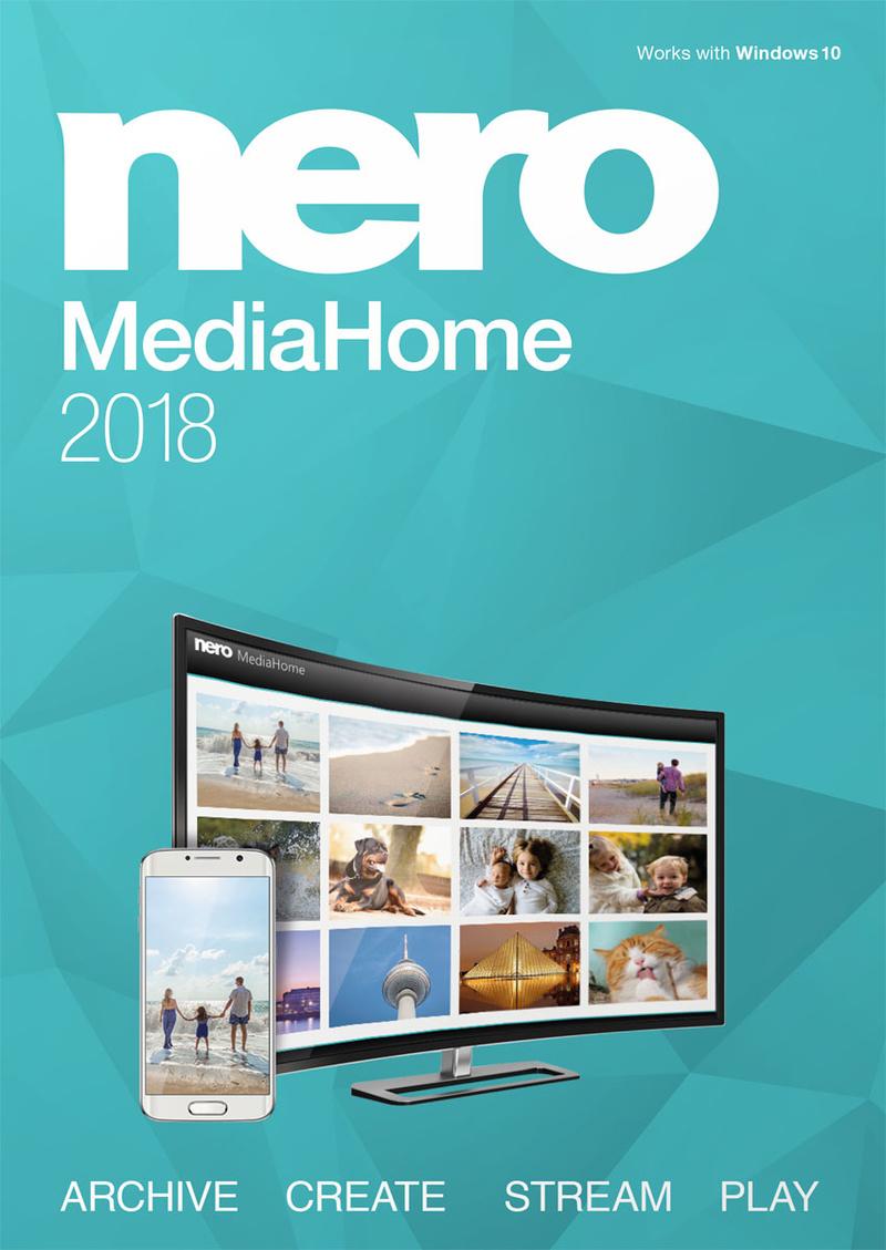Nero MediaHome...