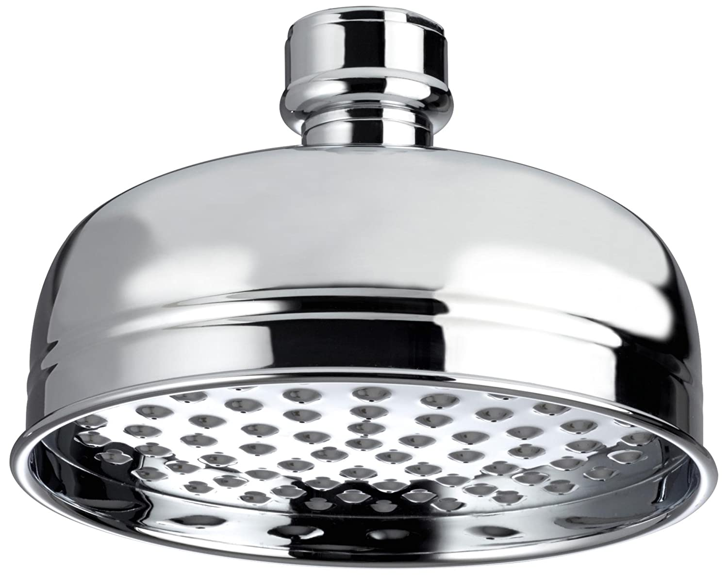 Bristan FH TDRD02 C 200 mm Traditional Fixed Head - Chrome Plated ...