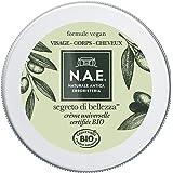 N.A.E. - Crème Universelle Hydratante - Visage Corps Cheveux - Certifiée Bio - A l'Huile d'Olive - 98% d'ingrédients d'origin