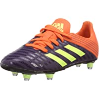 adidas Unisex Kid's Malice Jnr (Sg) Rugby Boots