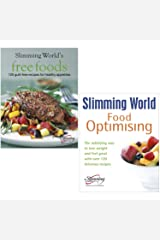 Food Optimising, Slimming World Free Foods 2 Books Collection Set Hardcover