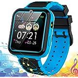 Smartwatch Kind Kinder Horloge Kind Smartwatch Kinderen Smartwatch Voor Kinderen Telefoon met Touchscreen MP3-muziek SOS-opro