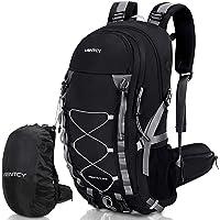 VENTCY Sac à Dos Randonnée 40L 35L Sac Trekking Homme Femme Etanche Voyage Sport Trekking Camping Impermeable