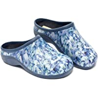 Womens Comfortable Slip On Garden Clogs Shoes