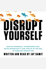 Disrupt Yourself Audible Audiobook