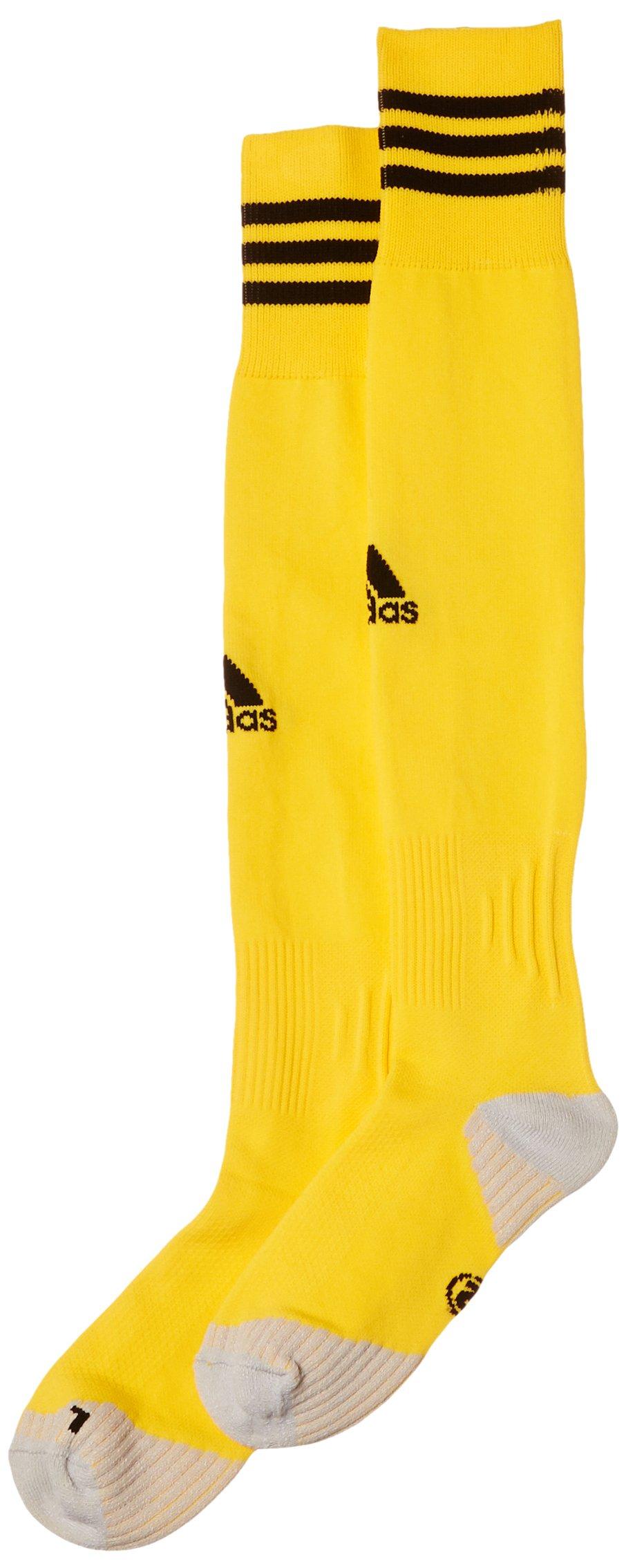 Adidas Adisock 12 Calzini, Oro (Dorado/Nero), 3