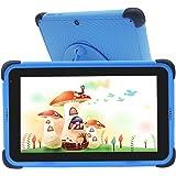 Tablette pour Enfants 7 Pouces IPS HD Display Android 10 Tablettes d'apprentissage pour garçons, 32 Go de ROM 2 Go de RAM, Ta