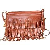 Ayasa Women's Sling Bag (N051_Brown)