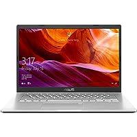 ASUS VivoBook 14 X409FA-EK555T Intel Core i5 8th Gen 14-inch FHD Light and Compact Laptop (8GB RAM/512GB NVMe SSD/Windows 10/Integrated Graphics/Fingerprint Reader/1.6 kg), Transparent Silver