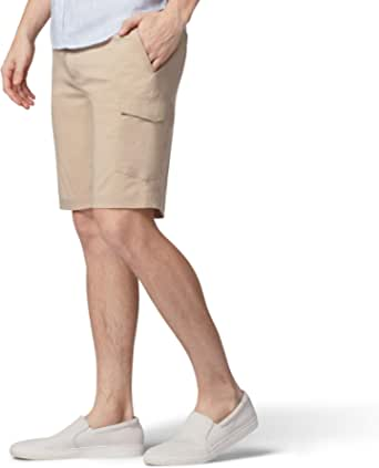 Lee Uniforms Men's Performance Series Extreme Comfort Tech Cargo Short