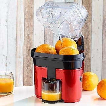Citro Twin Turbo Extractor Juicer Orange Double Head – Juice