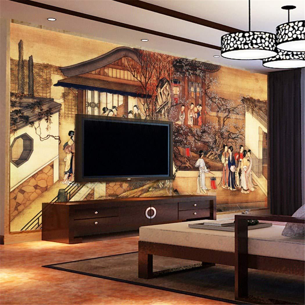 Carta Da Parati Per Sala.Carta Da Parati Personalizzata Foto 3d Grande Murale Cinese