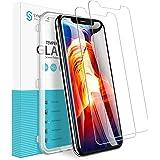 """Syncwire Verre Trempé pour iPhone 11 Pro/X/XS -【Lot de 2】 Vitre Protection Écran 5.8"""" pour iPhone X/XS/11 Pro…"""