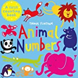 x Animal Numbers (First Counting Books)