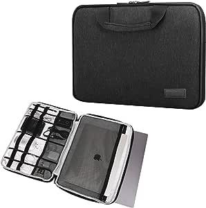 Moko 15 15 6 Inch Laptop Hülle Elektronisches Zubehör Tasche Schutzhülle Sleeve Case Kompatibel Mit 15 Macbook