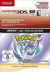 Pokémon Kristall-Edition | 3DS - Download Code