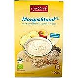 P. Jentschura MorgenStund basischer Hirse Buchweizen Brei basen Frühstück für den leichten Start in den Tag, 1000 g