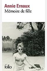Mémoire de fille: Roman (French Edition) Kindle Edition