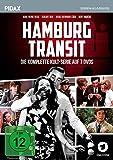 Hamburg Transit / Die komplette 52-teilige Krimiserie (Pidax Serien-Klassiker)