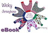 Wicky Nähanleitung mit Schnittmuster für Kinder Hänge-Hose Pumphose Jerseyhose Fletzhose Gr.50-164 [Download]
