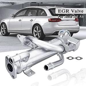 AGR-Ventil AGR-Kühler+Dichtungen Für Audi A4 B7 A6 C6 2.0 TDI 03G131512AL