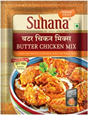 Suhana Butter Chicken Spice Mix 50gm ( Pack Of 3 )