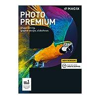 Le programme de retouche photo Photo Premium réunit des logiciels de pointe primés de MAGIX pour une édition d'image complète, une conception intuitive de designs et une création simple de diaporamas cinématographiques, tout cela dans ...