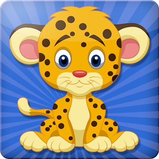 Kids puzzles zoo