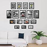 Random Photo Frame Set for Wall   16 Photo Frames for Walls Decoration, Photo Album, Frame for Wall Decoration   Wall Decor,
