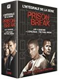 Prison Break - L'intégrale des 4 saisons + l'épilogue The Final Break